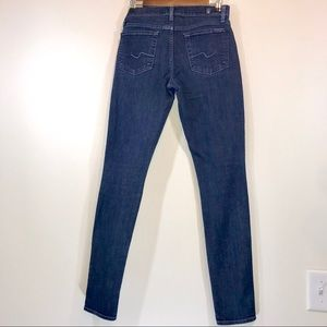 7 For All Mankind Jeans - 7 For All Mankind Gwenevere Skinny Jeans - 1282